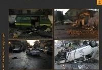 درگیری دیشب تهران؛ آمار شهدا به پنج تن رسید | ۳۰۰ درویش گنابادی دستگیر شدند +عکس و فیلم