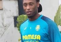 بازداشت فوتبالیست مشهور به جرم دزدی