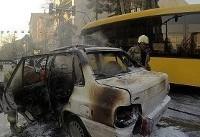 دستگیری ۳۰۰ نفر از آشوبگران در خیابان پاسداران/رانندگان خودروهای مرگ بین بازداشتیها