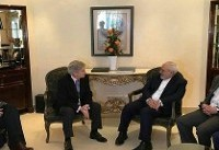وزرای خارجه اسپانیا و هلند با ظریف دیدار کردند