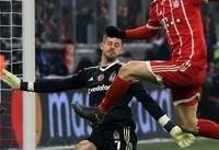 لیگ قهرمانان اروپا؛ گام بلند بایرن مونیخ به سوی یک چهارم نهایی