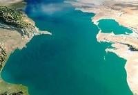 کاهش سطح خزر با سرعت ۱۰۰ برابر اقیانوسها