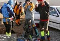کوهنوردان انتقال دهنده پیکرها، تا ساعاتی دیگر به پایین میرسند