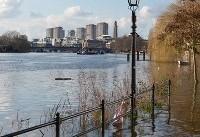 پیشبینی وقوع سیلاب در جزایر بریتانیا