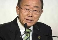بان کی مون: وضع شبه جزیره کره بزرگترین چالش در زمان فعلی است / جنگ در سوریه ثبات منطقه را تهدید ...