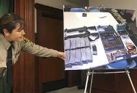 California school shooting plot foiled, assault rifles found