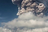 Volcano in Indonesia unleashes massive explosion