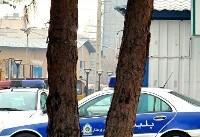 حرمت نیروی انتظامی خط قرمز ایرانی ها