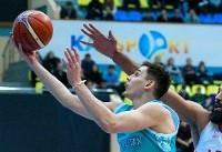 حدادی: بهتر از قزاقستان بودیم و برنده شدیم/ دلم برای بازی کنار صمد تنگ شده بود
