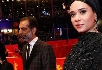 هنرمندان ایرانی در جشنواره فیلم برلین (عکس)