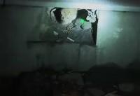 ویدئو / شکار موشهای تهران با تفنگ