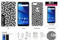 گوشی هوشمند BLU VIVO X با چهار دوربین و قیمت ۲۴۹ دلار رونمایی شد