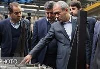 برنامهریزی برای تولید ۱۰ هزار دستگاه خودرو  در تبریز