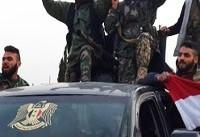 صدها مبارز هوادار دمشق در عفرین مستقر شده اند