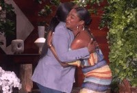 Oprah Surprised Tiffany Haddish, Who Responded Like Any Mere Mortal Would