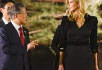 As Ivanka visits South Korea, Trump targets the North