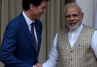 Modi talks tough on separatists after meeting Trudeau