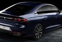 تصاویر خودروی جدید پژو ۵۰۸ اسپرت