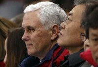 North Korea canceled meeting with Pence at Olympics: U.S. officials