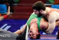 نمایندگان ایران در ۵ وزن دوم رقبای خود را شناختند