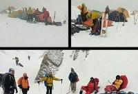 روایت هیمالیانورد شیرازی از محل سقوط هواپیما ؛ نیاز به ۵۰۰ کوهنورد حرفهای است