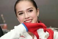 کسب اولین مدال طلای روسیه در المپیک زمستانی توسط نوجوان ۱۵ ساله