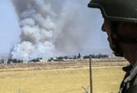 گلوله باران یک کاروان کمک رسانی در عفرین توسط ارتش ترکیه