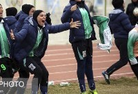 توقف بم مقابل سیرجان در لیگ برتر فوتبال بانوان/ سپاهان و راهیاب حریفانشان را شکست دادند