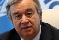 دبیرکل سازمان ملل از آتش بس در سوریه استقبال کرد/ آتش بس شامل گروه های تروریستی نمی شود