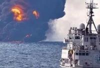 اعزام غواصان ایرانی به چین برای ورود مجدد به نفتکش سانچی