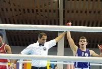 غلامی به فینال رسید/ موسوی نخستین مدال ایران را کسب کرد