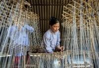 کارگران کارخانه آبنبات سازی ویتنام (عکس)