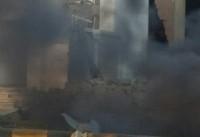 ۵۵ کشته زخمی و مجروح در انفجار های پی در پی در عدن
