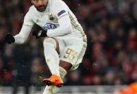 سامان قدوس بعد از جامجهانی به لیگ برتر میرود