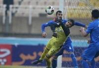 واکنش حسینی به محروم شدن از دربی/ کارت زرد باید برگردانده شود!