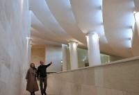Iran's new avant-garde mosque angers religious hardliners