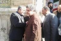 برگزاری مراسم ترحیم شهدای فاتب در مدرسه عالی شهید مطهری