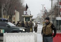The Latest: Official: 18 soldiers killed in west Afghanistan