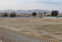 پیشرفت ساخت ورزشگاه چغابهرام دورود کم است