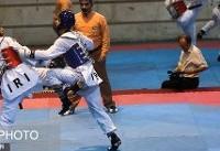 رویارویی تکواندوکاران «جام کوثر» در خانه تکواندو/ مصاف مدعیان قهرمانی در هفته پنجم