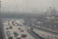 Tehran blanketed with smog for third day straight