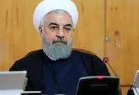 تسلیت روحانی در پی سانحه سقوط هواپیما