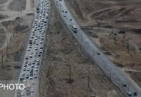 محدودیتهای ترافیکی سمیرم همچنان ادامه دارد/ ترافیک در محورهای خروجی تهران