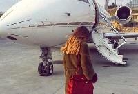 عکس های مینا باشاران؛ دختری که وارث هلدینگ باشاران بود | تصاویر مینا باشاران پیش از سقوط هواپیما