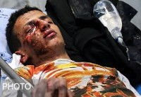 مصدومیت ۶۹نفر در تهران در حوادث مرتبط با چهارشنبه سوری