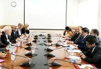 وزیر امور خارجه با مشاور امنیت ملی نخست وزیر پاکستان دیدار کرد