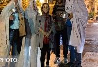 مراسم سنتی قاشق زنی در پایتخت (عکس)
