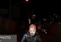 ویدئو / مصدومان حادثه چهارشنبه سوری تهران