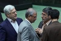 مجلس ایران به ادامه وزارت علی ربیعی، وزیر کار روحانی رای داد