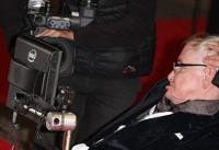 استیون هاوکینگ در سن ۷۶ سالگی درگذشت